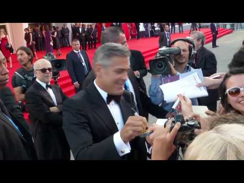 André Sogliuzzo on what it is to be George Clooney