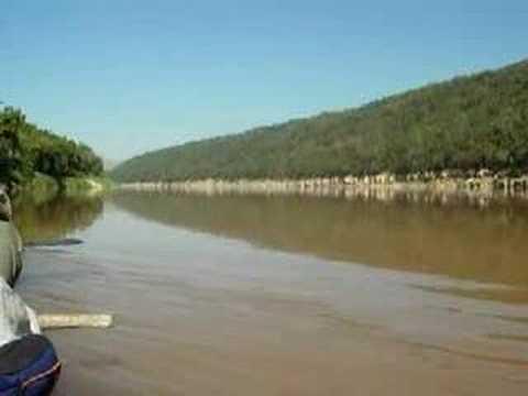 Trip on Tsiribihina river