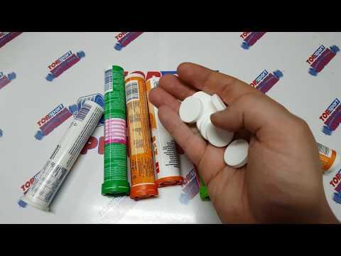 Шипучие витамины вред. Личный опыт приема витаминов шипучек. Спортивное питание / Реальная качалка.