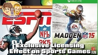 Exclusive Licenses for Sports Games - #CUPodcast