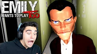 EMILY SENT OUT CHESTER TO HUNT ME DOWN!!!! - Emily Wants to Play Too (1am-5am COMPLETED!)