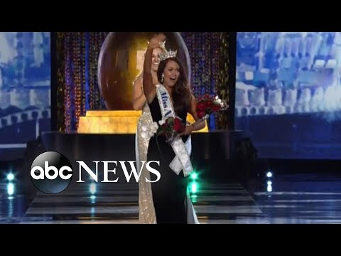 Reigning Miss America accuses CEO of bullying and manipulation