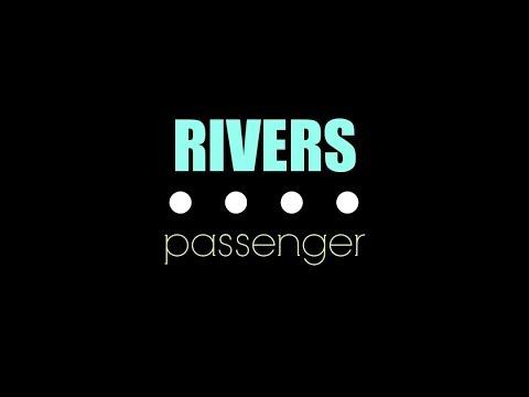 Rivers Lyric Video // Passenger ft Lior - HD