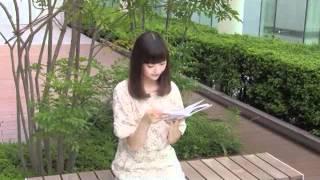 能登麻美子さんの『夏のバスプール』(畑野智美)朗読movie
