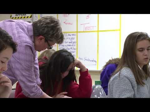 Tippecanoe Valley Schools Run on Wind Energy