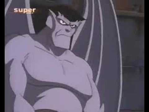 Thomas Fritsch in Gargoyles German