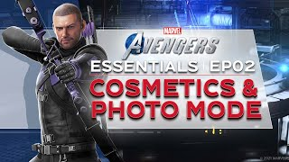 Marvel's Avengers Essentials: Cosmetics and Photo Mode