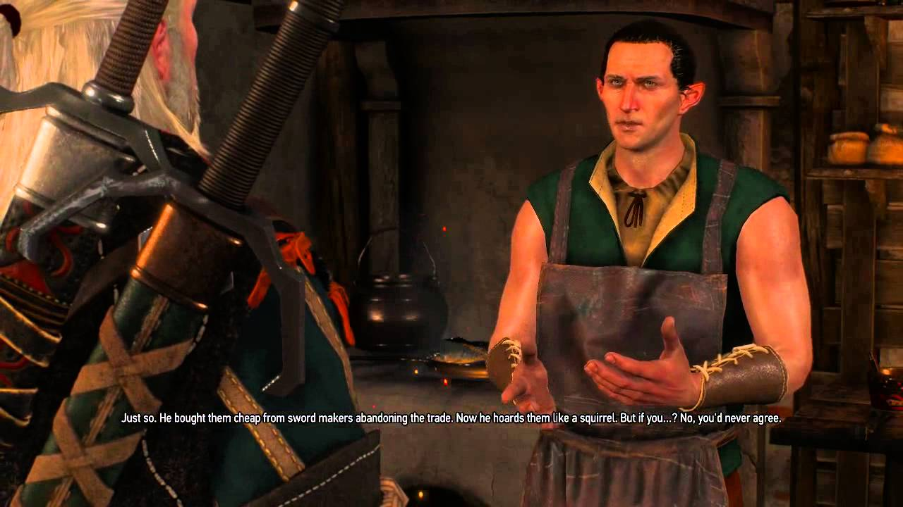Of Swords And Dumplings The Witcher 3 Wiki Guide Ign