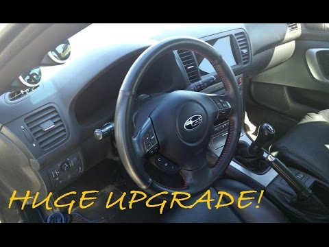 2006 Subaru Forester Pure Android Install Wiring Steer