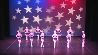 18 Charles River Ballet Academy students perform Emily Hrones Umland's choreography to John Philip Sousa's Stars and Stripes Forever. Charles River Ballet ...