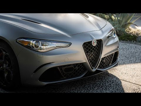 2019 Alfa Romeo Giulia Quadrifoglio RWD Review: Price, Specs & Features