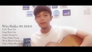 Cover images Rynn 林宇中【WIRA HATIKU】Lagu didedikasi kepada Barisan Hadapan Covid-19 Malaysia. Terima kasih!