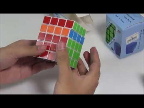 Cubo Ayi's Full Functional 4x4x5 Cube