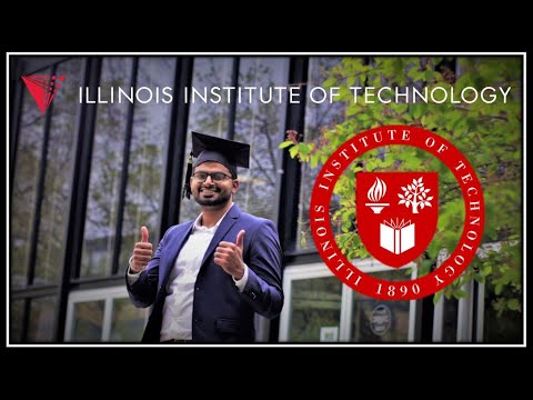 Pandemic Graduation Ceremony ! A Cinematic Graduation Video, Illinois Institute Of Technology Alumni