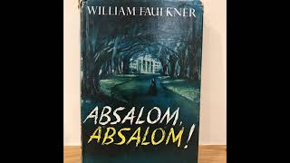 W. Kandinsky reads 'Absalom, Absalom!' (1 of 11) The late great audiobook reader Wolfram Kandinsky reading 'Absalom, Absalom!' by William Faulkner. This is the first of eleven parts. Please leave a comment if ..., From YouTubeVideos