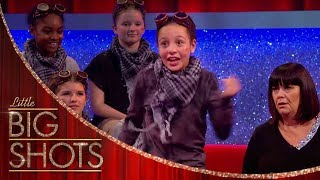 Kid Squad Strutting Their Stuff | Little Big Shots