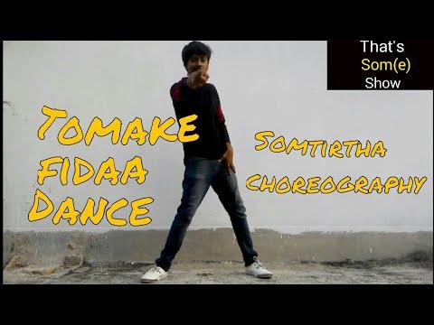 Tomake (তোমাকে) | Fidaa | Yash | Dance Choreography by Somtirtha