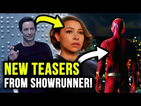 THIS is How the Reverse Flash is Alive! - The Flash Season 5 Teaser