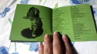 Unboxing Cd Ed Sheeran - x (Multiply)