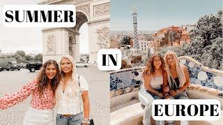 TRAVEL VLOG: 5 weeks in Europe, Summer 2019