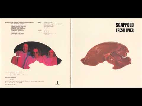 The Scaffold: Fresh Liver - 1973 (full album)