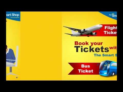 The Smart Shop - India's Best Travel Software