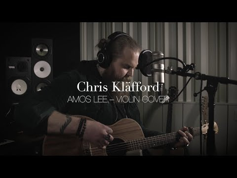 Chris Kläfford Guesting a studio session E02  Violin