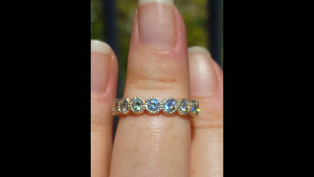 new rare one setting rose jewelry gold bands moissanite eternity engagement pear s earth collections what shaped halo unique or whats band from forever ring