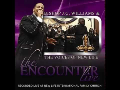 Bishop  J.C. Williams & The Voices of New Life - We Serve A Mighty God