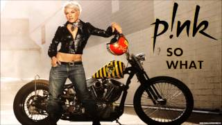 Pink - So What