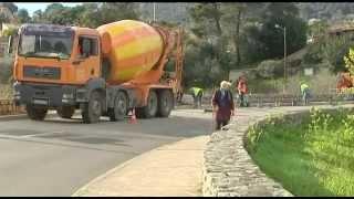 Départementales - Focus sur le réseau routier de la Corse-du-Sud