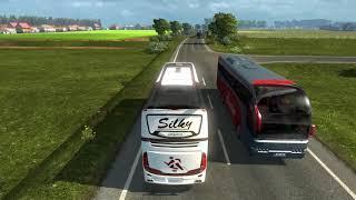 Kolkata to Dhaka || Pro BD Map V6.0 || Soudia Silky || Euro Truck Simulator 2