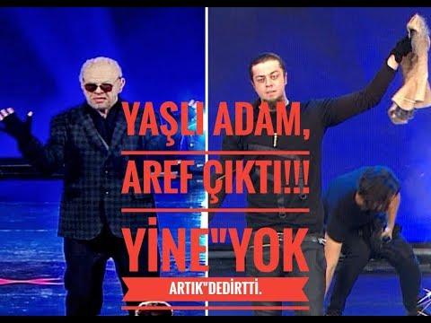 AREF (ADEM ASLAN) MASKEYİ ÇIKARDI-YETENEK SİZSİNİZ TÜRKİYE FINAL