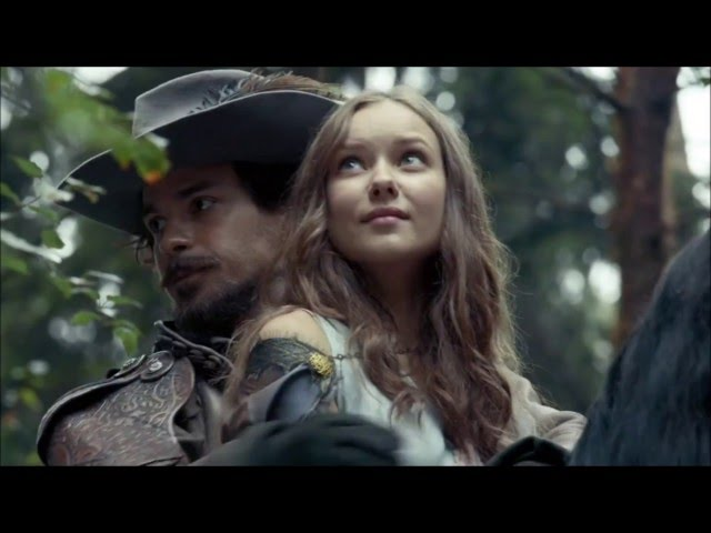 Aramis and Queen Anne (The Musketeers) - Forever Wrong