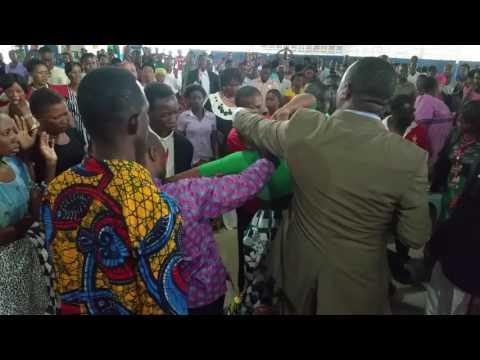 Mtume Peter Nyaga RGC Tabata Chang'ombe Saa Ya Ukombozi Kwa Damu Ya Yesu