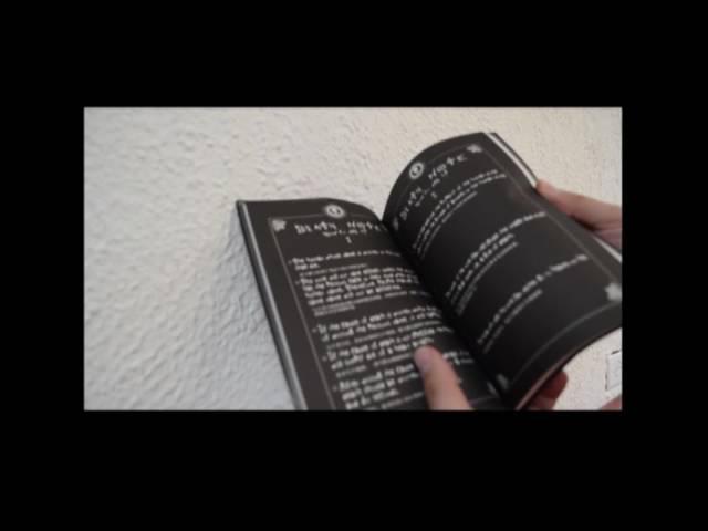 Death Note Agenda Libreta De La Serie Anime