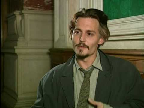 The Ninth Gate-Making Of-also Johnny Depp is talking about the film