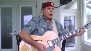 KAW-LIGA Hank William - Fred Rose cover video of Jerry Spangler