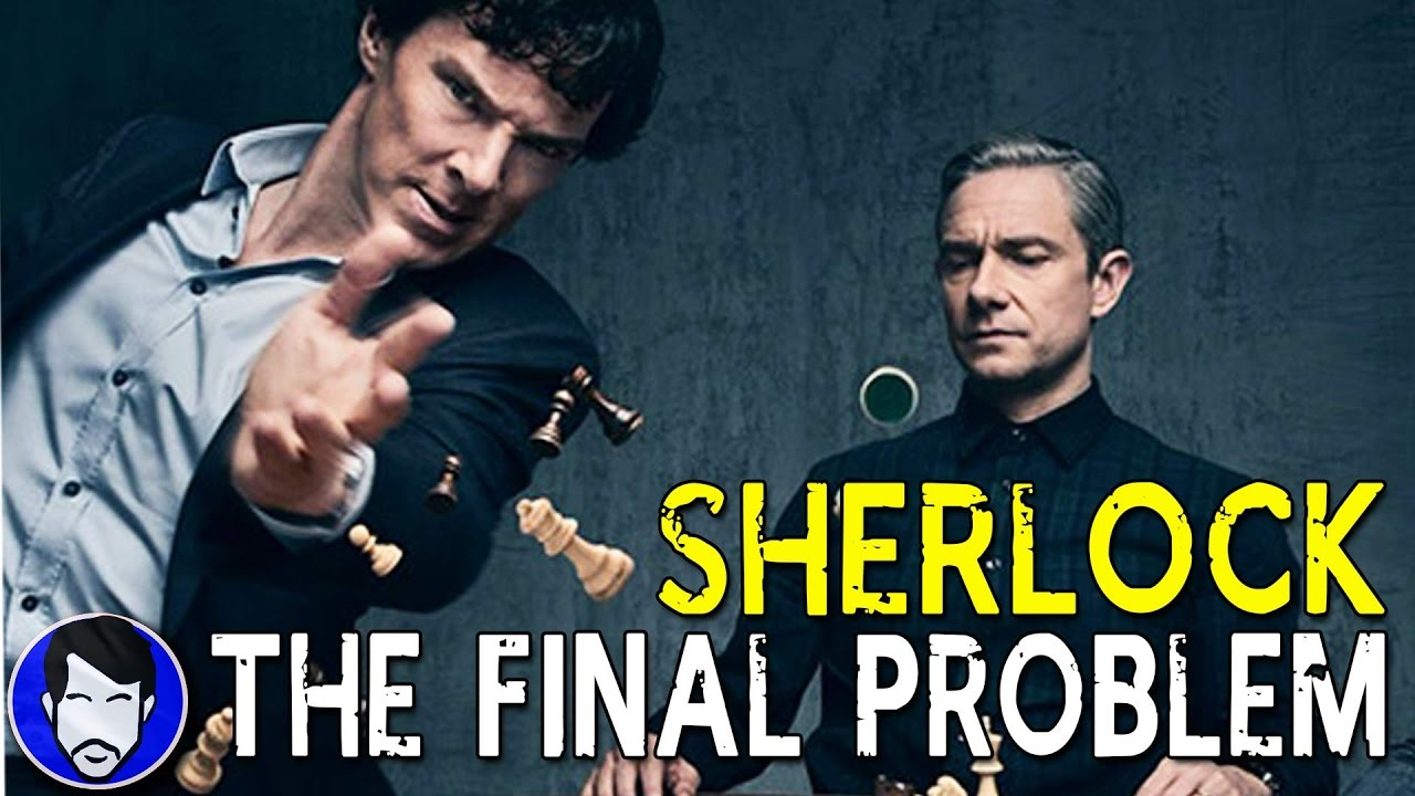 Sherlock Season 4 Episode 3