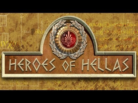Heroes of Hellas - iPhone/iPod Touch/iPad - HD Gameplay Trailer