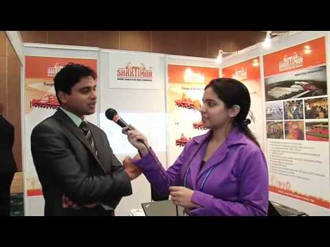 Short interaction with delegation at Asia-Africa AgriBusiness Forum (Day 2)