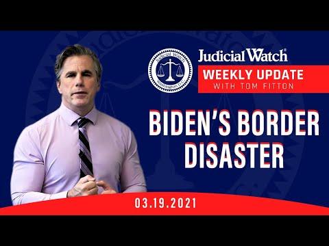 Biden Border Disaster...BIG LAWSUIT on Capitol Police Officer's Death