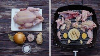 Как разделать курицу - Рецепты от Со Вкусом