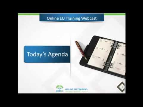 Introduction - Free Info Webcast: EU Job Exams for Croatian Citizens