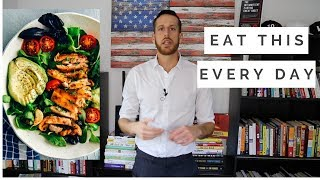Eat This Every Day For Perfect Health & Increased Fat Burning