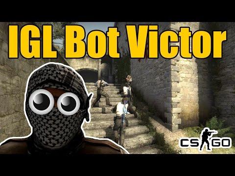 IGL Bot Victor - CS:GO (Funny Moment)
