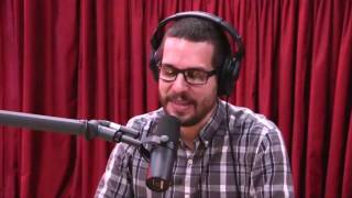 Joe Rogan talks to Colin Moriarty about the fallout from his joke controversy