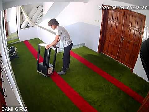 Avsallar'da Camiden Hırsızlık Yapan Zanlı Yakalandı
