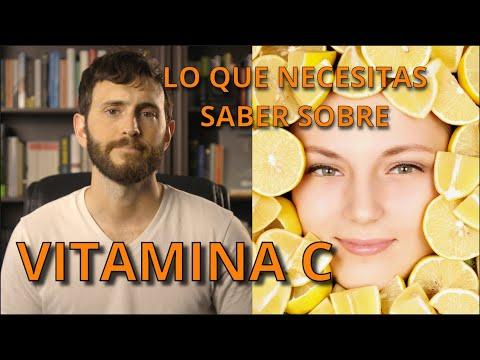 La vitamina C es uno de los nutrientes más utilizados como suplemento