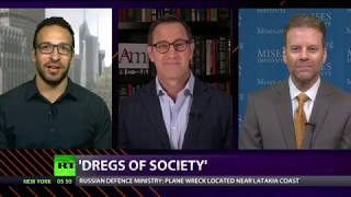 CrossTalk on Kavanaugh nomination: Dregs of society
